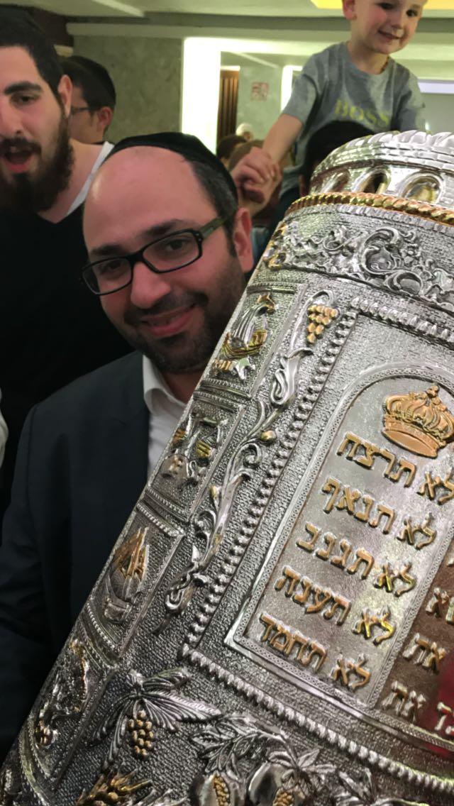 nessim-hofesh-inauguration-de-sefer-torah